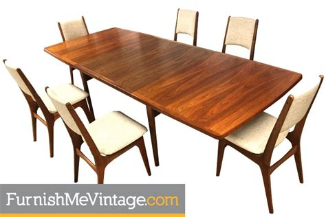modern dining table canada modern canadian teak dining table
