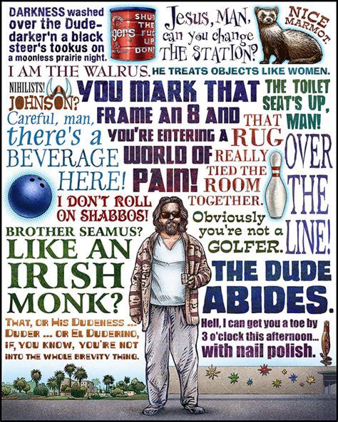 big lebowski rug quotes the dude abides quotes quotesgram