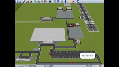 layout from pc airport inc for pc youtube
