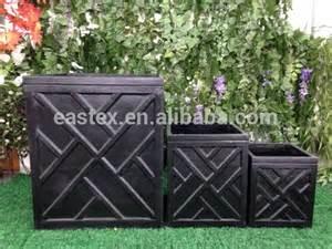 modern outdoor planters fiberglass planter clay flower
