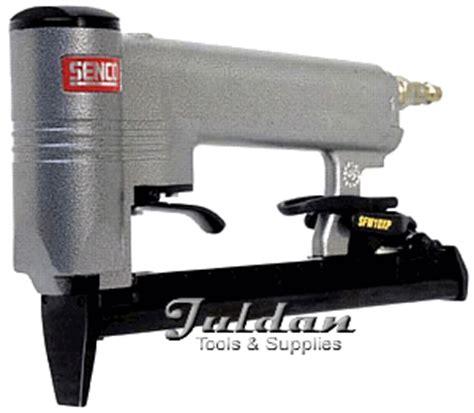 Senco Upholstery Stapler by Senco Sfw10xp Wire Staplers