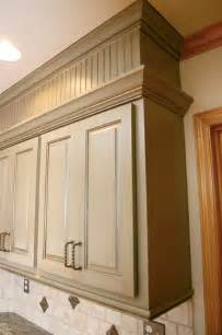 Crown Molding For Kitchen Cabinet Tops 30 year old kitchen makeover traditional kitchen