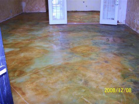 acid stain concrete floor cost cfxq