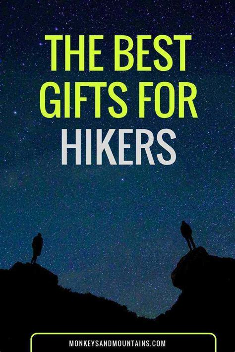 the best christmas gifts for hikers compiled by a hiker