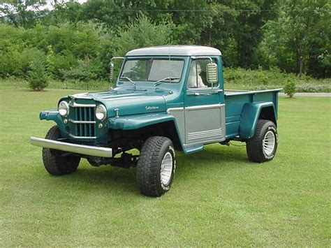 willys jeep truck willys jeep truck picture 12 reviews specs buy car