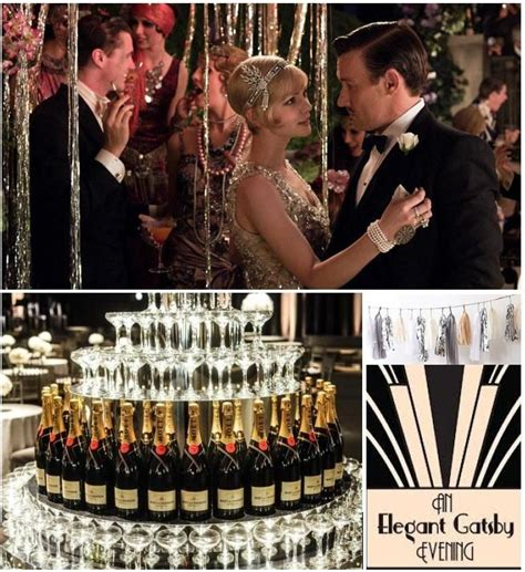 the grat gabsy theme prom for guys a sophisticated great gatsby themed prom ideas gatsby