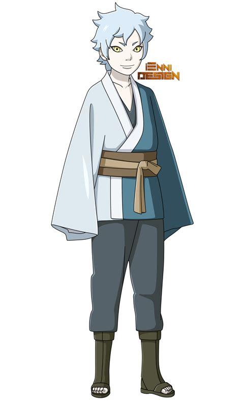 boruto mitsuki boruto the next generation mitsuki by iennidesign on
