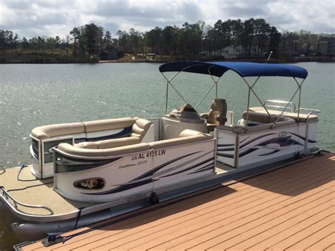 crest pontoon boats boats for sale - Crest Pontoon Boat Mooring Cover