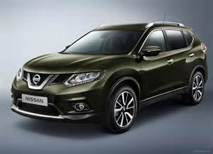 Nissan X Trail 2015 Nissan X Trail Look Review Gaadi