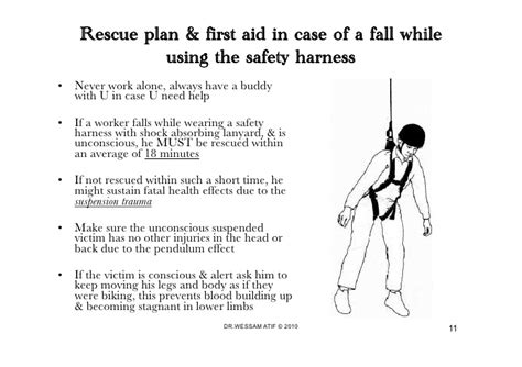 a simple plan protection safety harness fall protection wessam atif