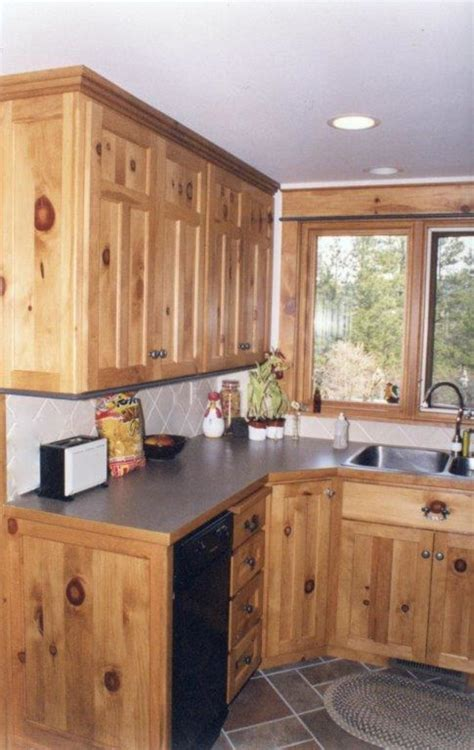 knotty pine kitchen cabinet doors affordable custom cabinets showroom