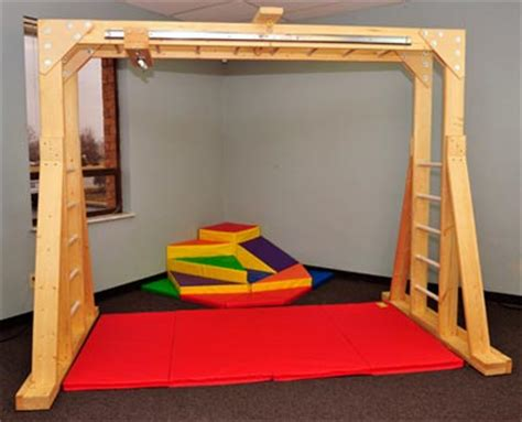 indoor therapy swing frame sale indoor therapy gym especial needs blog