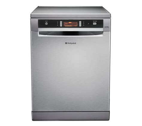 buy stainless steel buy hotpoint ultima fdud 43133x full size dishwasher