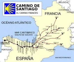 el camino de santiago en espanol el camino de santiago de compostela bologna en espa 241 ol