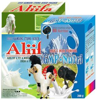 Jual Ginseng Bubuk kambing etawa