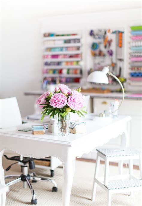bloggers favorite room tours in my own style craft room tour studioffice changes in my own style