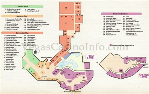 red rock casino floor plan red rock casino floor plan las vegas casino property maps