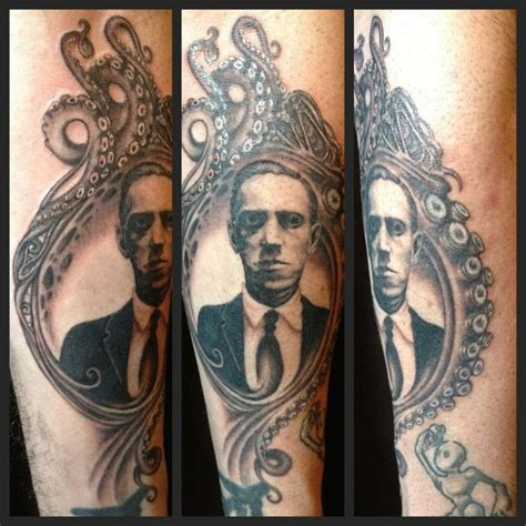 lovecraft tattoo 47 best h p lovecraft tattoos images on time