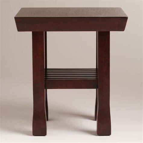 hako end table world market