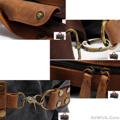 Fashionable Leather Retro Splicing Black - retro large capacity handbag splicing leather zipper belt