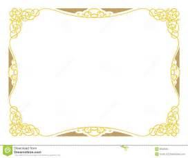 certificate border design templates home design certificates border designs