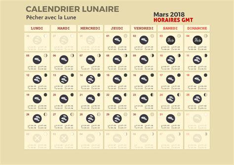 Jardiner Avec La Lune Mars 2018 by Calendrier Lunaire Pour La P 234 Che P 234 Cher Avec La Lune