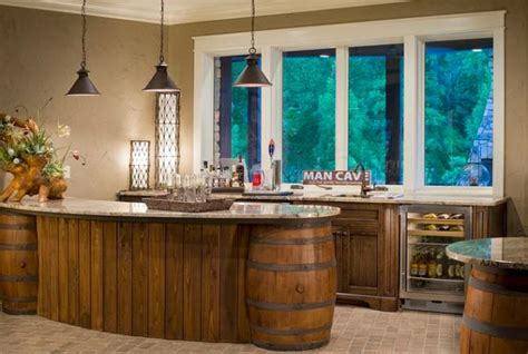 Beautiful Home Decorating 19 interesting ways of using wine barrels in home d 233 cor