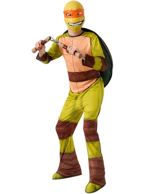 Dress Turtle Kid boys michelangelo mutant turtle fancy dress costume kid ebay