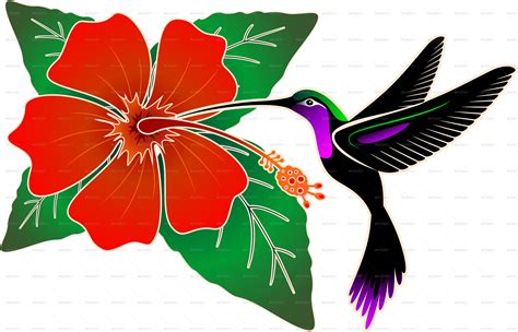 hibiscus pattern png hummingbird and hibiscus batik pattern by bluedarkat