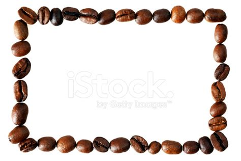 Single Line Coffee Bean Border Stock Photos   FreeImages.com