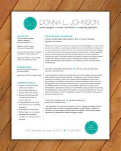 cv template colour http webdesign14