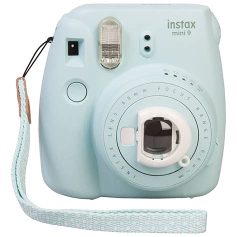 polaroid instant light blue fujifilm instax mini 9 instant blue instant