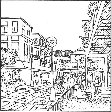 Sketches Community by Community Coloring Coloring Coloring Pages