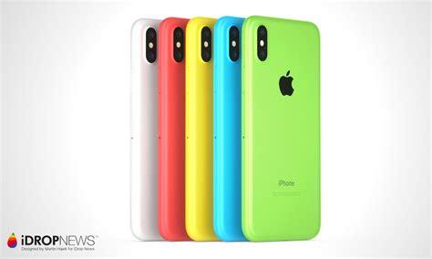 meet iphone xc the inexpensive alternative to iphone x