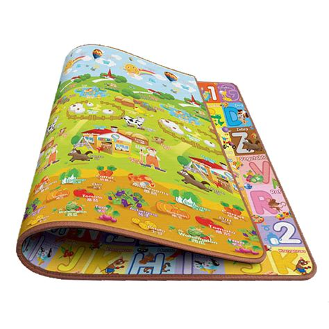 Infant Floor Mat by Baby Crawling Mat Pad Child Crawling Blanket Baby