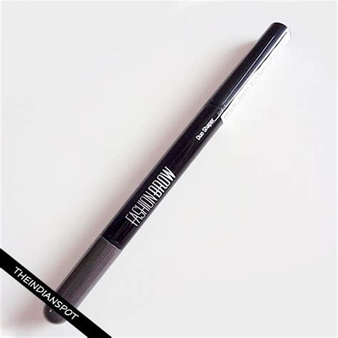 Maybelline Fashion Brow Duo new maybelline fashion brow duo shaper review