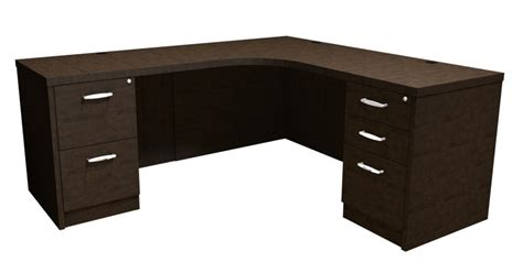 Trendway Executive Intrinsic Right 66 X 72 Corner Desk Studio Corner Desk