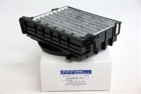 cabin air filter toyota all new avanza veloz xenia 1 set