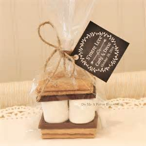 S Mores Kits Wedding Favors by S Mores Favor Kits 24 Smore S Mores Wedding