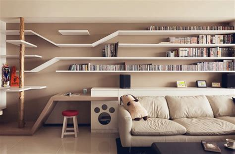 the cat house by thinking design hauspanther