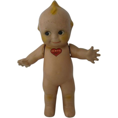 1930s kewpie doll ca 1930s large composition kewpie 11 quot movable arms from