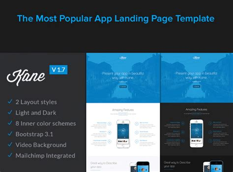 free download multipurpose bootstrap 3 landing page