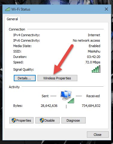 reset wifi list windows 10 how to view saved wi fi password on windows 10