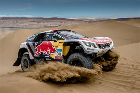 peugeot dakar wallpaper of the day 2018 peugeot 3008 dkr maxi pictures