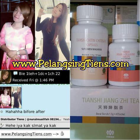 Pelangsing Produk Tiens jual produk paket obat pelangsing herbal tiens syariah