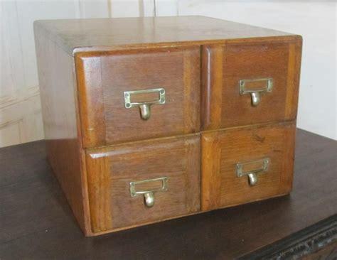 Index Cabinet by Golden Oak 4 Drawer Card Index Filing Cabinet Wine Rack