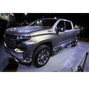 Chevrolet Launches New Full Size Pickup  The Star