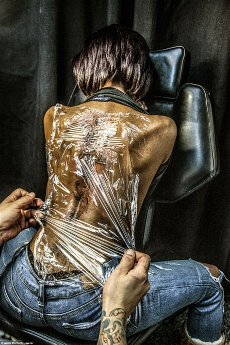 tattoo photography photographer anne burlock lawver shows what it s like to