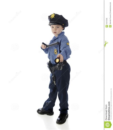 Ready Glenda Maxy by Cautious Policeman Stock Photo Image Of Navy