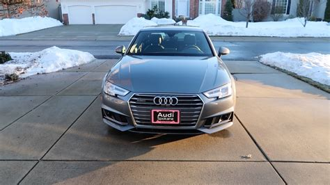 Audi Prestige Package by 2017 Audi A4 Prestige Package Vlog Youtube
